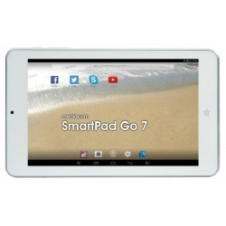 "TABLET PC SMARTPAD 7.0 GO 7"" 8GB (M-SP750GOS) SILVER"