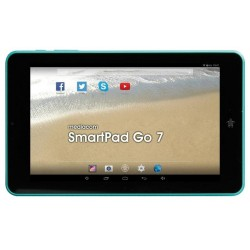 "TABLET PC SMARTPAD 7.0 GO 7"" 8GB (M-SP750GOV) VERDE"