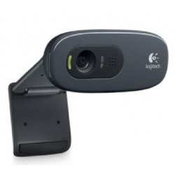 WEB CAM HD C270 BLACK (960-000582)
